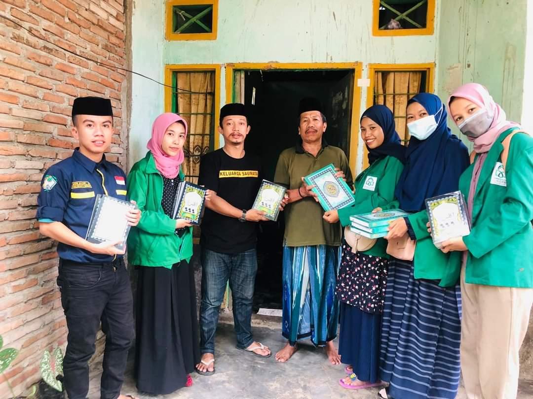 Pandemi Belum Usai: Lanjutan Program CKCKCK bersama karang taruna dan IKA Manajemen
